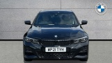 2021 BMW 320i xDrive M Sport Saloon (Black) - Image: 16