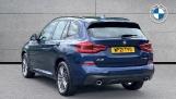 2021 BMW XDrive20i M Sport (Blue) - Image: 2