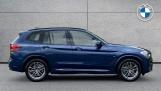 2021 BMW XDrive20i M Sport (Blue) - Image: 3