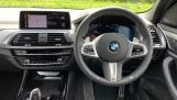 2021 BMW XDrive20i M Sport (Blue) - Image: 5