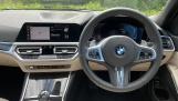 2021 BMW 320i xDrive M Sport Saloon (Black) - Image: 5