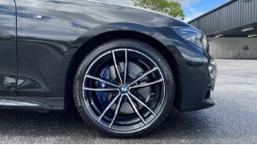 2021 BMW 320i xDrive M Sport Saloon (Black) - Image: 14