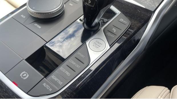 2021 BMW 320i xDrive M Sport Saloon (Black) - Image: 19