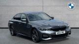 2021 BMW M Sport Saloon (Grey) - Image: 1