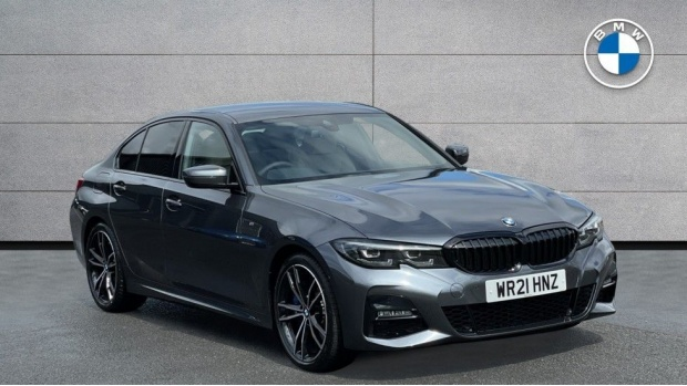 Reserve your 2021 BMW 3 Series M Sport Saloon