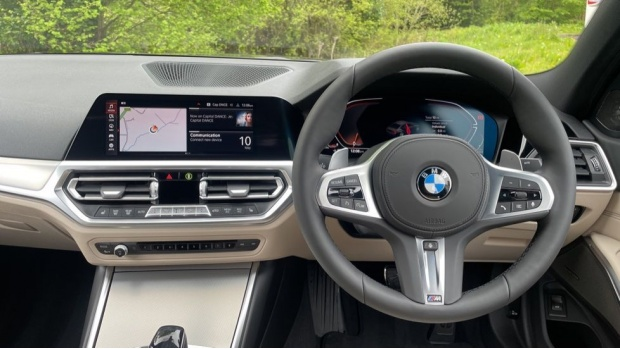 2021 BMW M Sport Saloon (Grey) - Image: 5