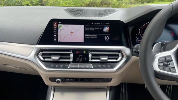 2021 BMW M Sport Saloon (Grey) - Image: 8
