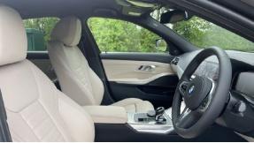 2021 BMW M Sport Saloon (Grey) - Image: 11