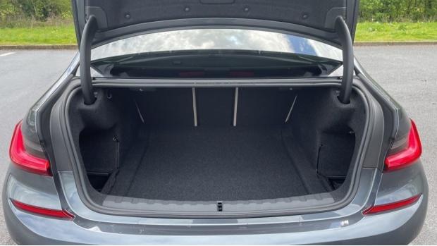 2021 BMW M Sport Saloon (Grey) - Image: 13