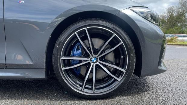 2021 BMW M Sport Saloon (Grey) - Image: 14