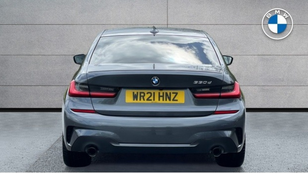 2021 BMW M Sport Saloon (Grey) - Image: 15