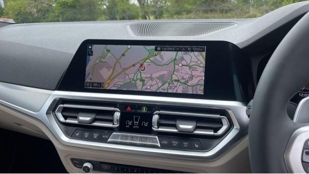 2021 BMW M Sport Saloon (Grey) - Image: 21