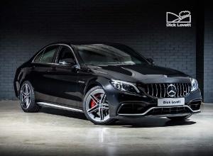 2020 Mercedes-Benz C Class C63 V8 BiTurbo AMG S SpdS MCT 4-door