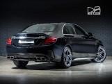 2020 Mercedes-Benz C63 V8 BiTurbo AMG S SpdS MCT 4-door (Black) - Image: 2