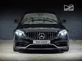 2020 Mercedes-Benz C63 V8 BiTurbo AMG S SpdS MCT 4-door (Black) - Image: 6