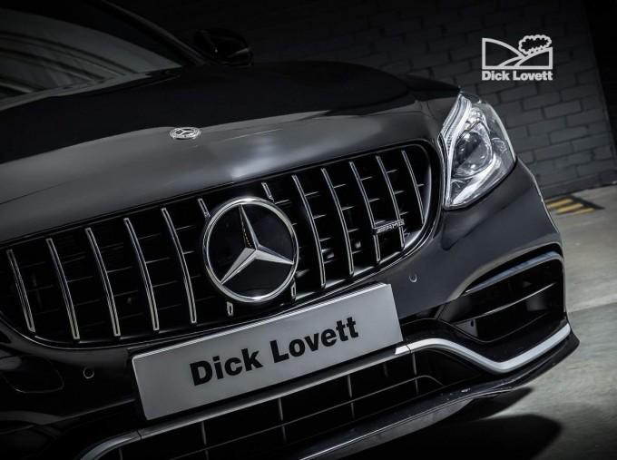 2020 Mercedes-Benz C63 V8 BiTurbo AMG S SpdS MCT 4-door (Black) - Image: 11
