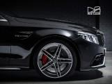 2020 Mercedes-Benz C63 V8 BiTurbo AMG S SpdS MCT 4-door (Black) - Image: 12