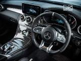 2020 Mercedes-Benz C63 V8 BiTurbo AMG S SpdS MCT 4-door (Black) - Image: 15
