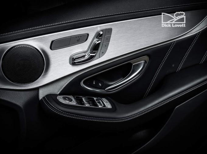 2020 Mercedes-Benz C63 V8 BiTurbo AMG S SpdS MCT 4-door (Black) - Image: 18