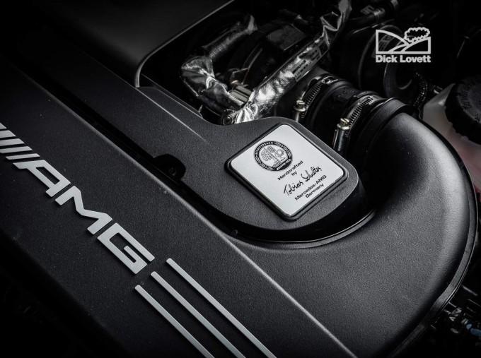 2020 Mercedes-Benz C63 V8 BiTurbo AMG S SpdS MCT 4-door (Black) - Image: 20