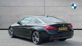 2018 BMW 420d M Sport Coupe (Black) - Image: 2
