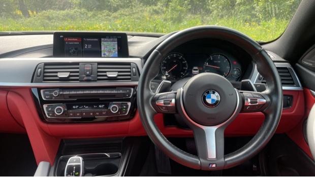 2018 BMW 420d M Sport Coupe (Black) - Image: 5