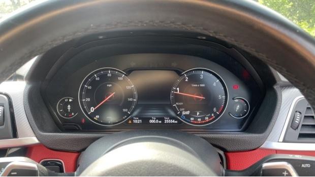 2018 BMW 420d M Sport Coupe (Black) - Image: 9