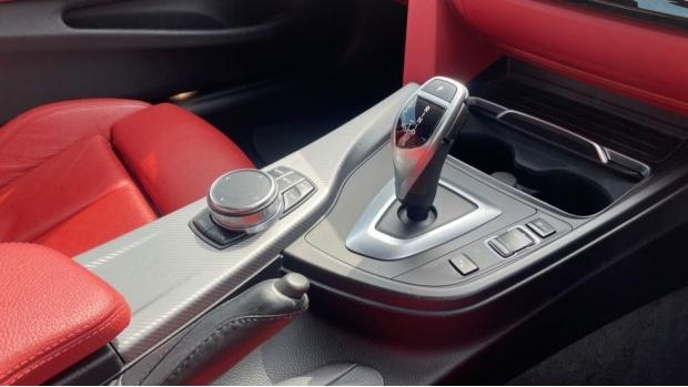 2018 BMW 420d M Sport Coupe (Black) - Image: 10
