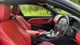 2018 BMW 420d M Sport Coupe (Black) - Image: 11