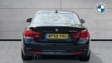 2018 BMW 420d M Sport Coupe (Black) - Image: 15