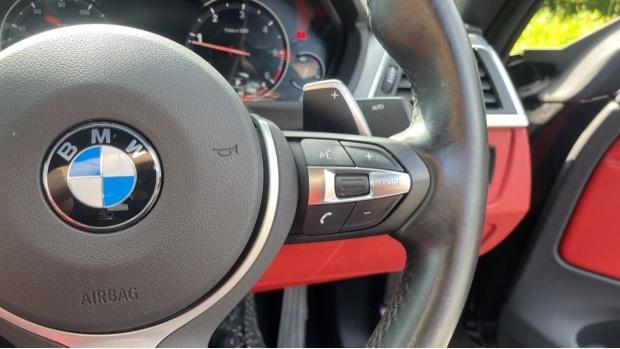 2018 BMW 420d M Sport Coupe (Black) - Image: 18