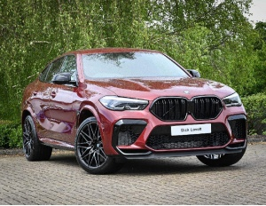 2021 BMW X6 M V8 Competition Auto xDrive 5-door