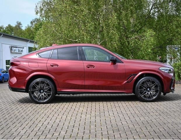 2021 BMW 4.4i V8 Competition Auto xDrive 5-door  - Image: 4