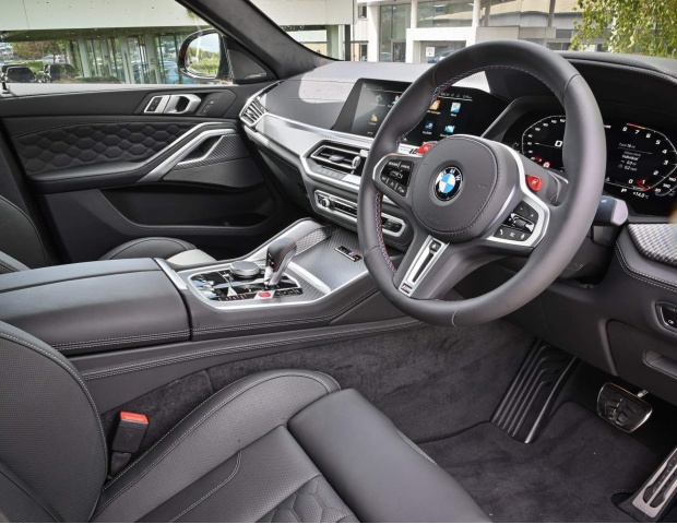 2021 BMW 4.4i V8 Competition Auto xDrive 5-door  - Image: 7