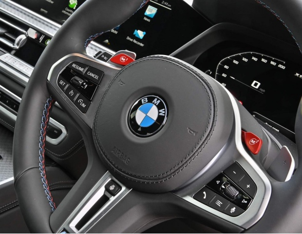 2021 BMW 4.4i V8 Competition Auto xDrive 5-door  - Image: 9