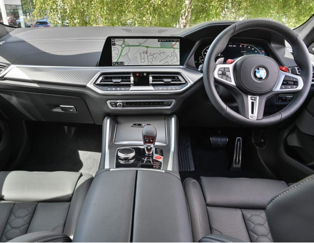 2021 BMW 4.4i V8 Competition Auto xDrive 5-door  - Image: 32