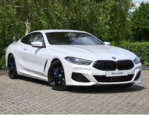 2021 BMW 8 Series 840i M Sport Steptronic 2-door