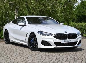 Brand new 2021 BMW 8 Series 840i M Sport Steptronic 2-door finance deals