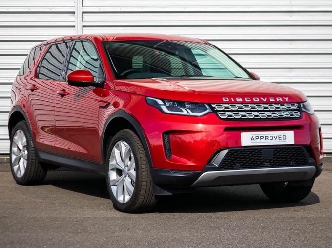 2019 Land Rover D180 MHEV HSE 4WD 5-door (7 Seat) (Red) - Image: 1
