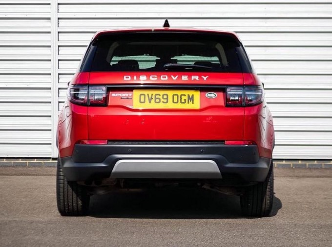 2019 Land Rover D180 MHEV HSE 4WD 5-door (7 Seat) (Red) - Image: 6