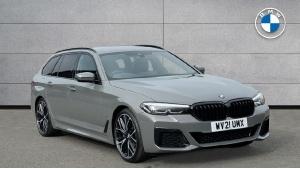 2021 BMW 5 Series 520d M Sport Touring