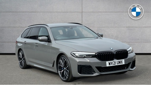 Reserve your 2021 BMW 5 Series 520d M Sport Touring