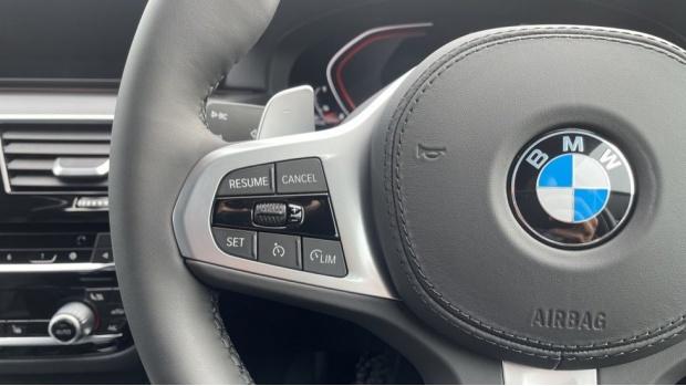 2021 BMW 520d M Sport Touring (Grey) - Image: 17