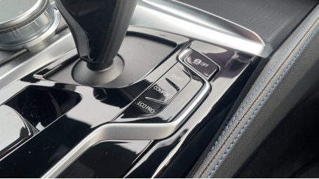2021 BMW 520d M Sport Touring (Grey) - Image: 19