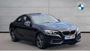 2018 BMW 2 Series Sport Coupe 2-door