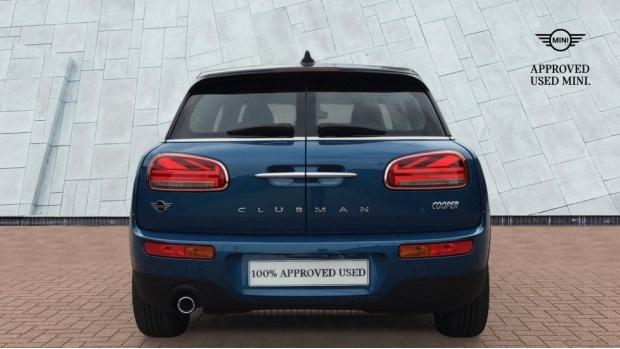 2021 MINI Cooper Classic (Blue) - Image: 15