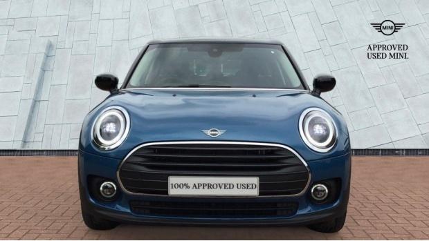 2021 MINI Cooper Classic (Blue) - Image: 16
