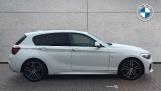 2019 BMW 118i M Sport Shadow Edition 5-door (White) - Image: 3