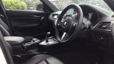 2019 BMW 118i M Sport Shadow Edition 5-door (White) - Image: 6