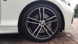 2019 BMW 118i M Sport Shadow Edition 5-door (White) - Image: 14